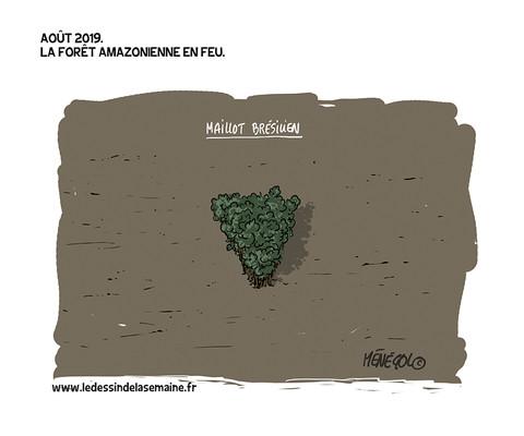 27 AOÛT 2019 - LE MARDI C'EST RAONI.