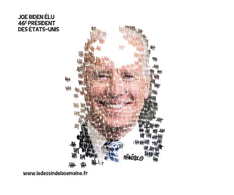 8 NOVEMBRE 2020 - JOE LE PRESIDENT