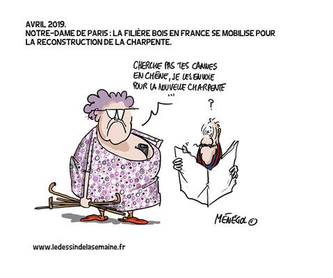 20 AVRIL 2019 - CHÊNE DE L'AMITIÉ