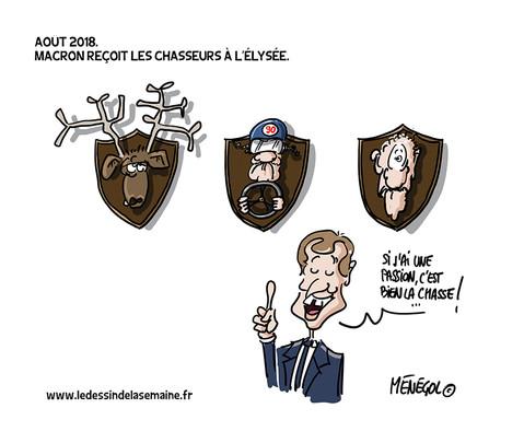 27 AOÛT 2018 - LA CHASSE AUX VOIX