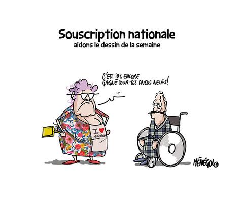 24 JUIL. 2018 - SOUSCRIPTION NATIONALE