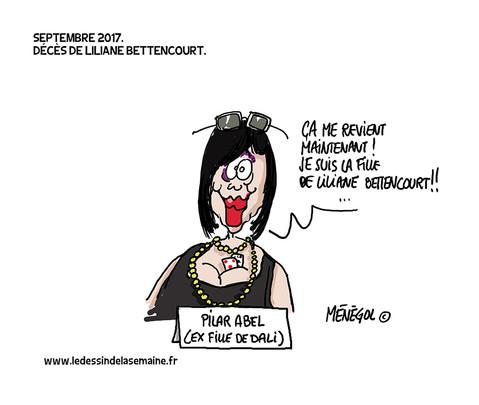21 SEPT. 2017 - LILIANE FAIT LES VALISES