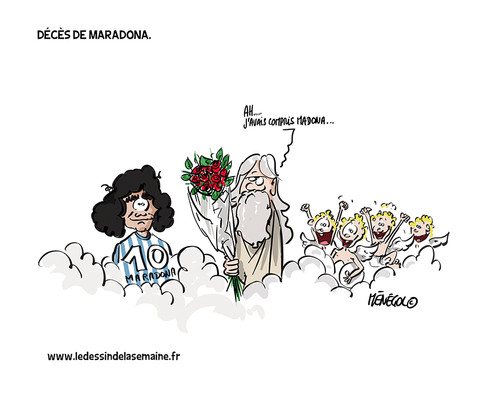 25 NOVEMBRE 2020 - MARADONA