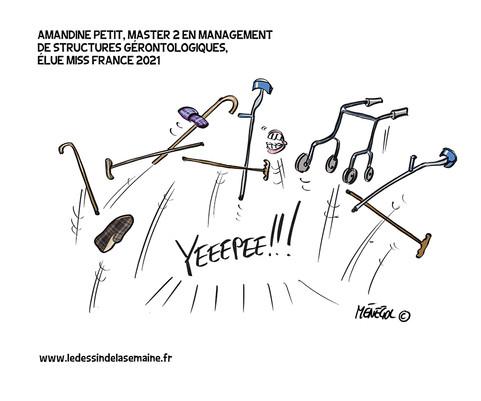 20 DÉCEMBRE 2020 - MISS FRANCE 2021