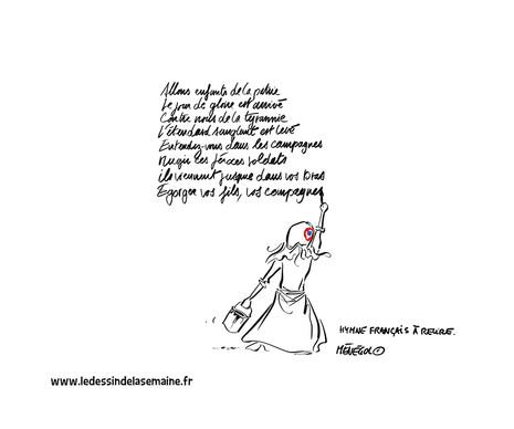 30 OCTOBRE 2020 - LA MARSEILLAISE