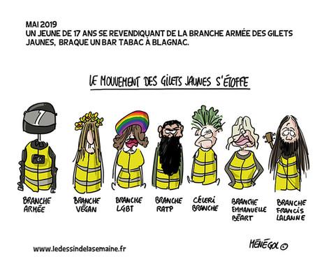 8 MAI 2019 - MOUVEMENT BRANCHÉ