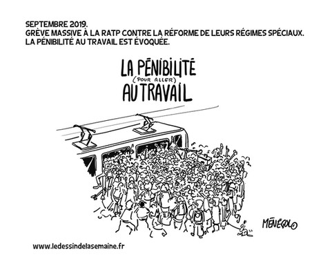12 SEPT 2019 - BATTRE LA RETRAITE