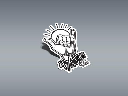 Summer Release 4x4au Sticker