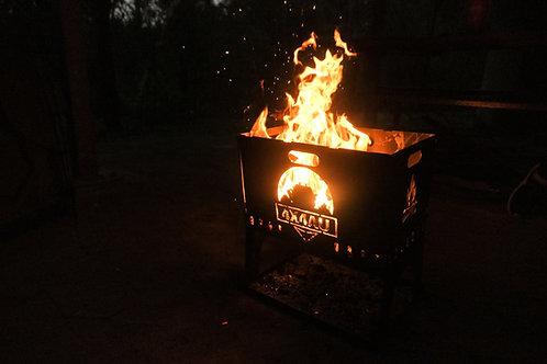 Premium 4x4au Fire Pit