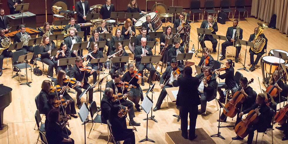 """Oklahoma Composer's Orchestra """"Around the World in 60 Minutes"""""""