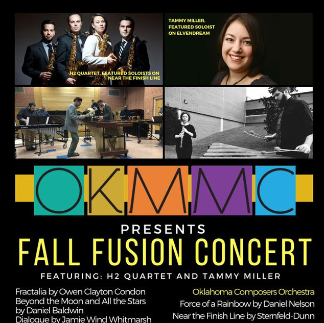 Fall Fusion Poster