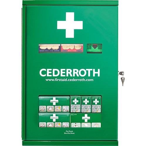 Cederroth Varastokaappi haavanhoitopisteellä