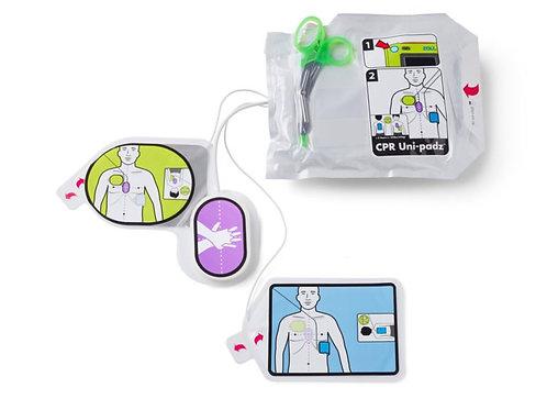 ZOLL CPR Uni-Padz yleiselektrodi elvytyspalautteella – lapsille/aikuisille