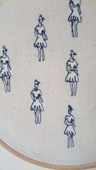 Little Ladies Embroidery