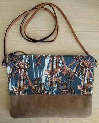 Rustic Keys Shoulder Bag