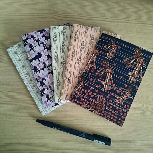 Mixed Notebooks