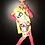 Thumbnail: TOXIC DRAG MONSTER Dress