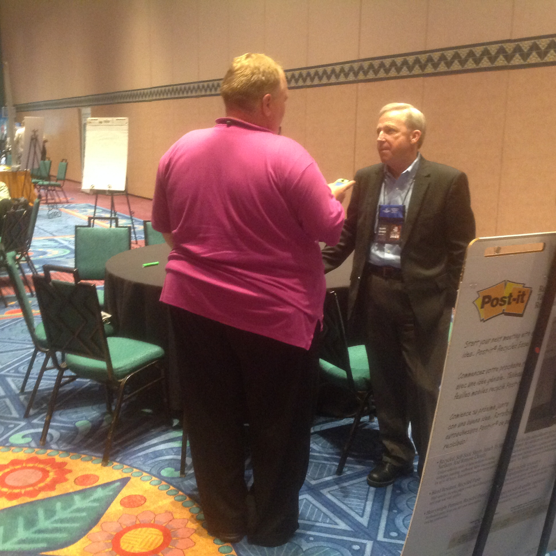 Networking with Vendors