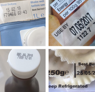 Food labels and food waste - Do you know your 'Use by' from your 'Best before' dates?