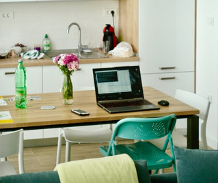 Nutritional tips when working from home