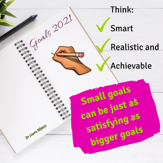 How to set New Year's Resolutions for a healthy 2021