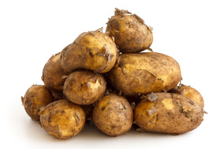 Ayrshire New Potatoes - Seasonal food at its best!
