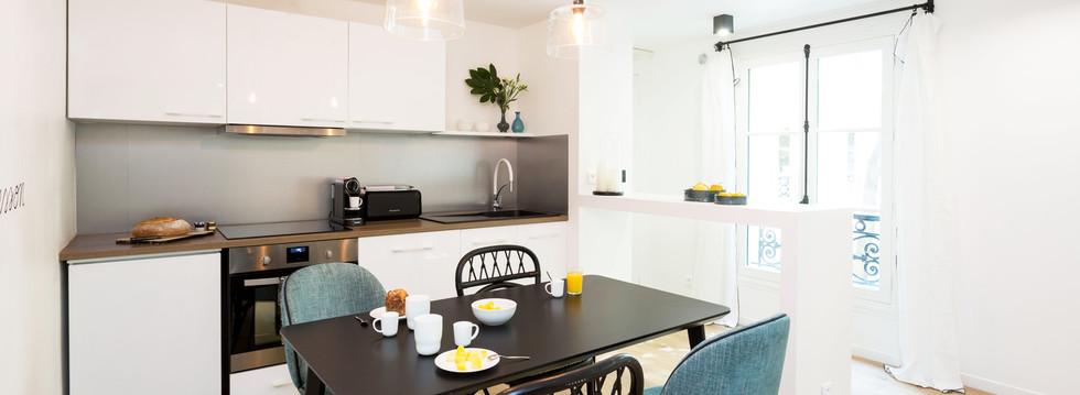 Cuisine-Kitchen