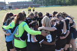 Girls' Soccer Season Comes to a Close after 2-1 Elimination