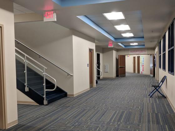 Hallway Etiquette