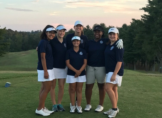 Girls' Golf State Championship