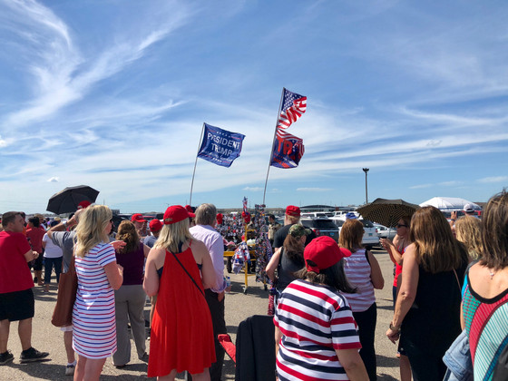 MAGA Rallies: What They're Really Like