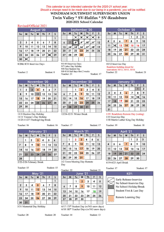 TVUUSD & SVUUSD 20-21 Calendar 08-20-20