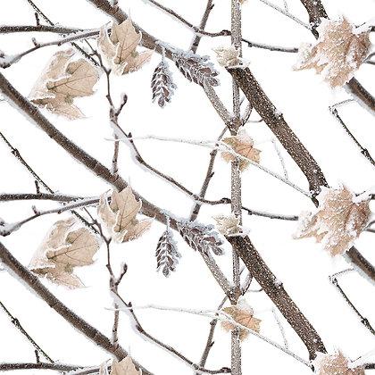 Камуфляжный набор для оружия цвет Зима