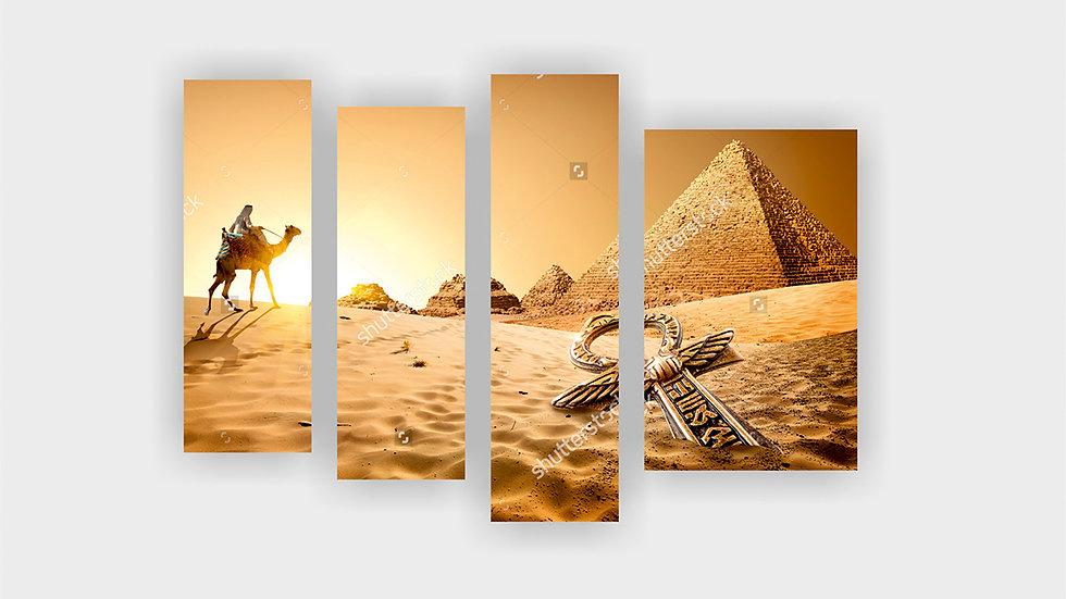 Модульная картина «Египет»