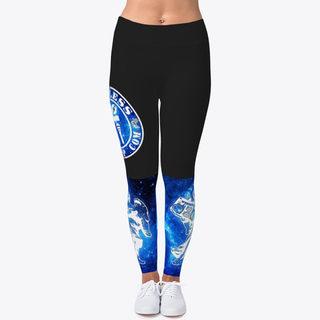 Black leggings (Front)