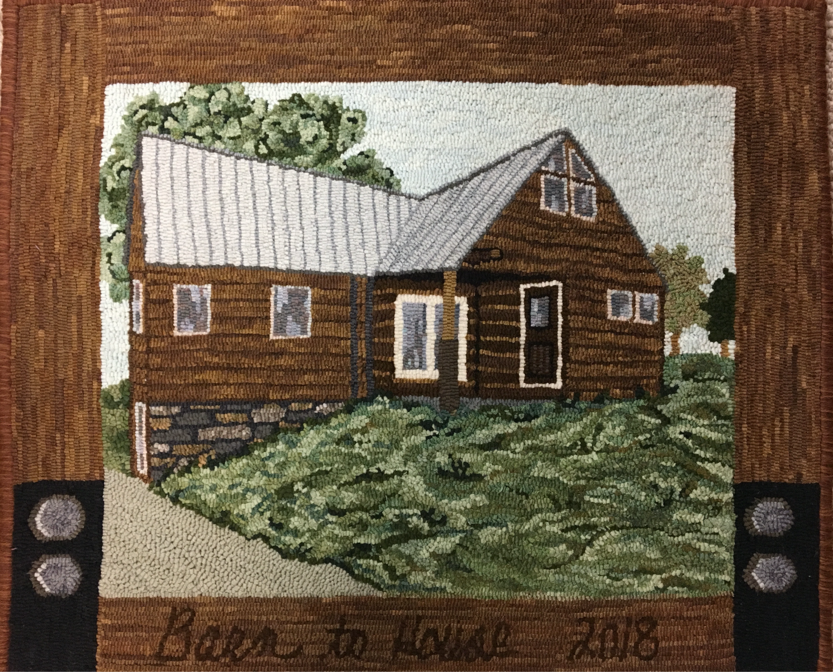 """From Barn to House"""
