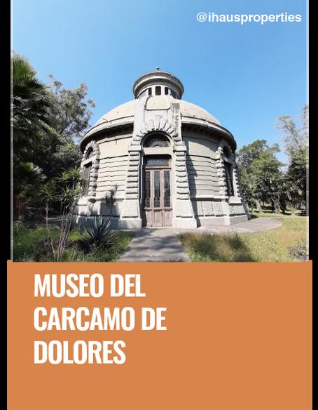 Museo del Cárcamo de Dolores (Chapultepec)