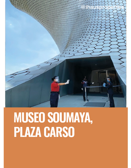Museo Soumaya, Plaza Carso