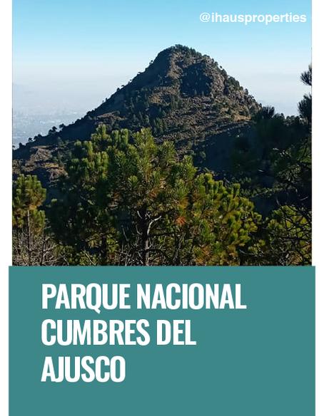 Parque Nacional Cumbres del Ajusco