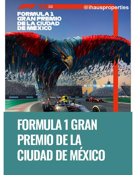 FORMULA 1 GRAN PREMIO DE LA CIUDAD DE MÉXICO 2021