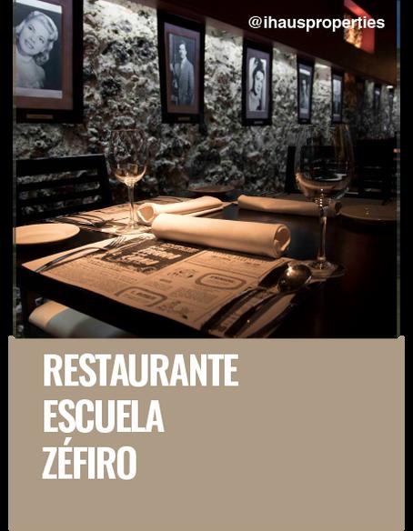 Restaurante Escuela Zéfiro