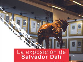 Dalí 2.1, la exposición de Salvador Dalí