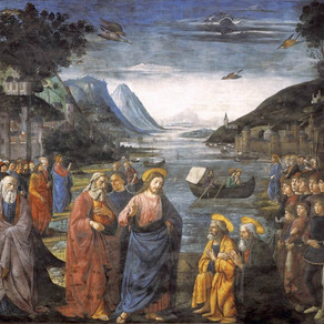 15th Sunday in Ordinary Time Lectio Divina - Jesus Commissions the Twelve