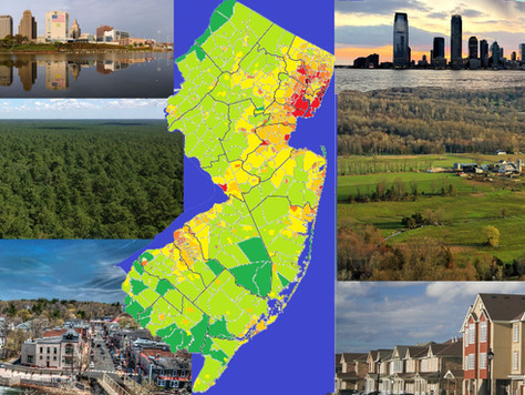 Rambling about Cities and New Jersey: What to Love and What Not to Love