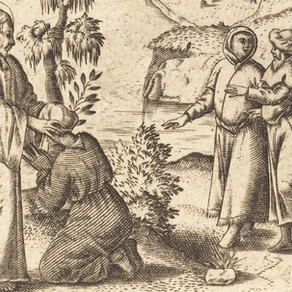 """""""Be Opened"""": Gospel Lectio Divina for the 23rd Sunday in Ordinary Time"""