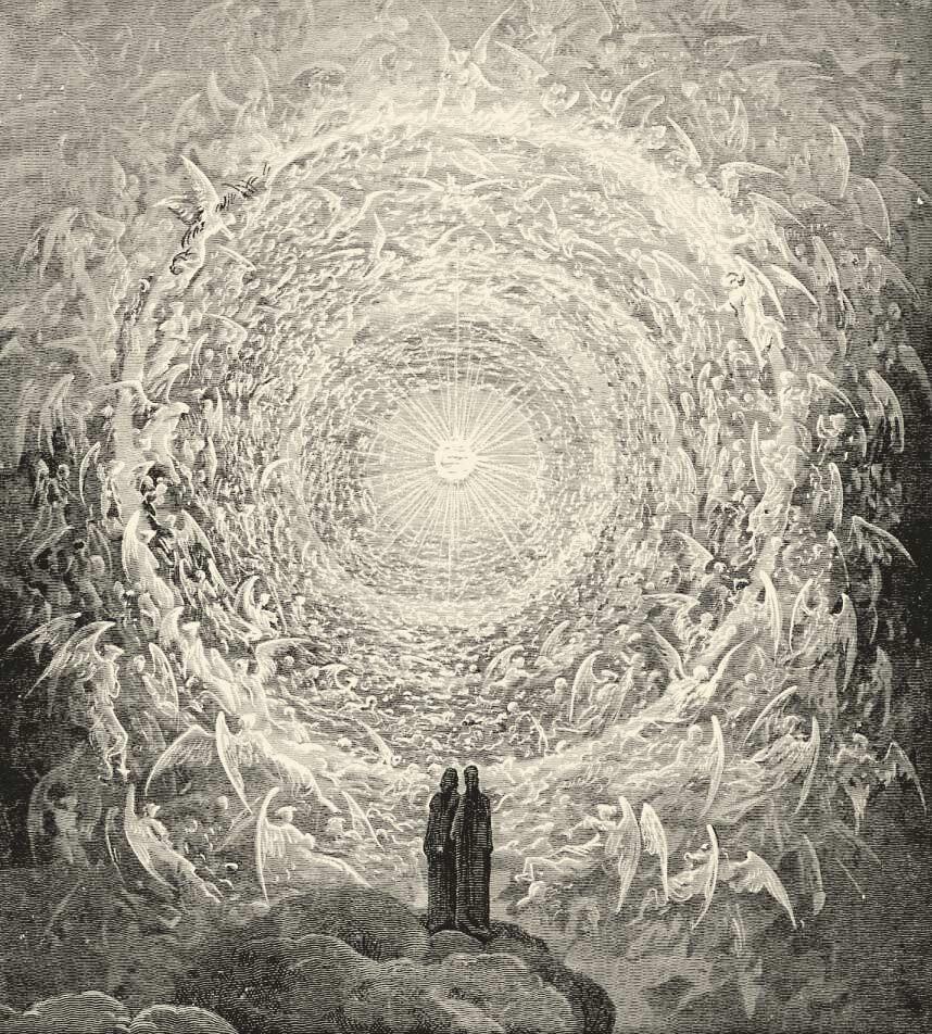 Dante's Paradisio