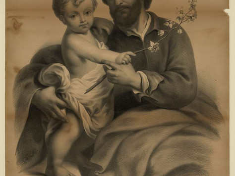 Go to Joseph during the Year of St. Joseph