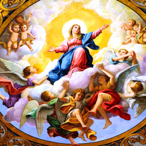 The Infant Leaped in Her Womb: Lectio Divina for the Assumption of Mary - August 15, 2021
