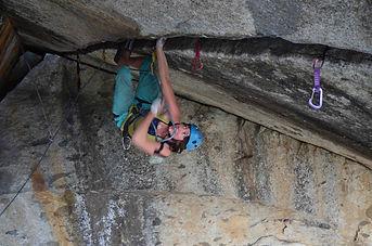 online climbing coaching