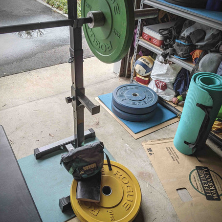 HOME GYM TOUR | 10 Things Every Climber Needs!